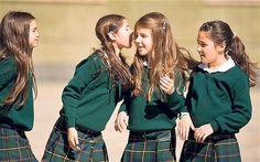 Prep school girls