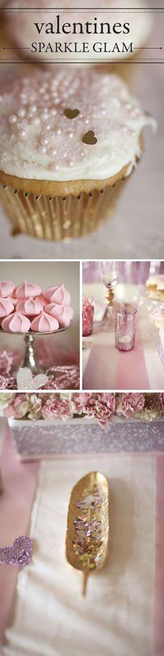 Valentines Sparkle Glam