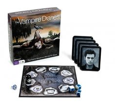 The Vampire Diaries Game†† Cosas de  Vampiros ††