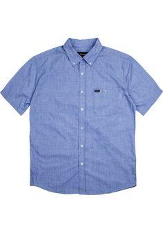 Brixton Central - titus-shop.com  #ShirtShortsleeve #MenClothing #titus #titusskateshop