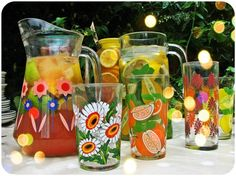 non alcohol party drinks | Non-alcoholic party drinks | Favorite Recipes