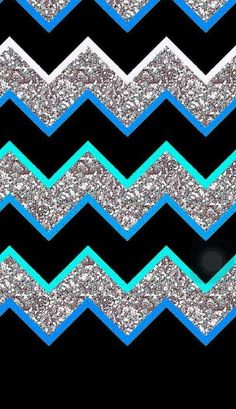 Image via We Heart It #chevron #glitter #wallpaper #fondo - Background on Pinterest | iPhone wallpapers, Keep Calm Quotes and ...