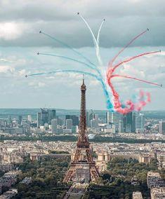 Paris Skyline, France, Travel, Viajes, Destinations, Traveling, Trips, French