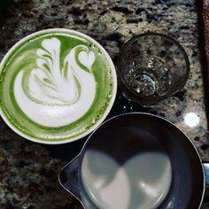 Swan Art #dallas #foodies #restaurant #texas #coffee #bakery #cafe