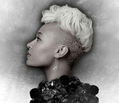 Kendrick Lamar ft Emeli Sande Bitch Don't Kill My Vibe Remix (New Black Women Short Hairstyles, Popular Short Hairstyles, Short Pixie Haircuts, Short Hair Cuts, Curly Pixie, Pixie Cuts, Emeli Sande, Short Styles, Twa Styles