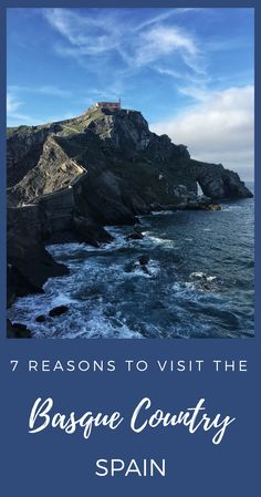 The Basque Country is one of the  most beautiful regions of Spain, that has retained all of its character. Here I highlight some of the reasons to visit the Basque Country | #spain #ingreenspain
