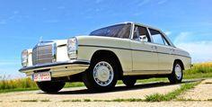 Glücksgriff: Mercedes-Benz 200 (W115) mit 26.000 km: Der Strichacht Baujahr 1971 ist ein außergewöhnlicher Garagenfund - Classic - Mercedes-Fans - Das Magazin für Mercedes-Benz-Enthusiasten