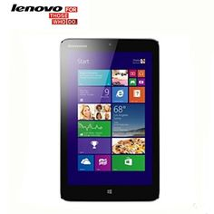 Lenovo Ideatab Miix 2 8 8-inch 64 Gb Tablet By Lenovo