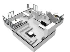 Free easy to use home design software Hallway Flooring, Bedroom Flooring, Kitchen Flooring, Design Your Home, House Design, 3d Home Design Software, First Kitchen, 2nd Floor, Home Free