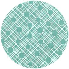 "Michael Miller, Babs, Mint  Fabric is sold by the 1/2 Yard. For example, if you would like to purchase 1 Yard, enter 2 in the Qty. box at Checkout. Yardage is cut in one continuous piece when possible.  Examples:  1/2 yard = 1 1 yard = 2 1 1/2 yards = 3 2 yards = 4   1/2 Yard Measures ~18"" x 44/45""  Fiber Content: 100% Cotton  Hover over image for a larger, better view."
