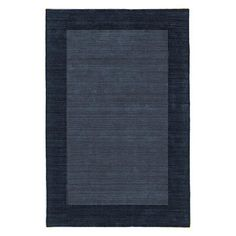 I pinned this Bordeaux Rug in Denim from the Palmer & Grove event at Joss and Main!