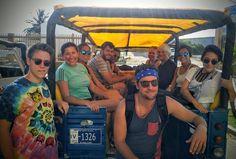 Thank you @abctoursaruba for an amazing off-road #Aruba adventure. Thank you @arubatourism for a terrific trip! #discoveraruba #onehappyisland