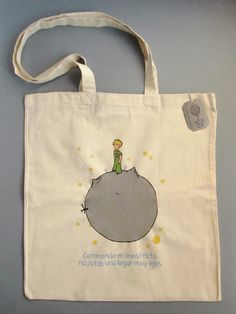 The Little Prince bag