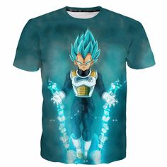 Anime t-shirt by ThePlugHD on Etsy