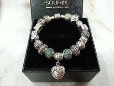 Doris Tan's second Soufeel bracelet with her new additions www.soufeel.com