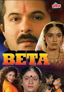#Beta is a Superhit Hindi movie starring #AnilKapoor and #MadhuriDixit; Now available to watch online at #MyBollywoodStars #HindiMovies #IndianMovies #BollywoodMovies #FamilyEntertainerMovies