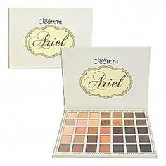 Ariel, the 35 shade eye shadow fantasy princess book palette that provides the perfect beautification every princess needs. You can wear it for any occasion including parties, weddings or date nights. Glitter Eyeshadow Palette, Eye Palette, Pro Glow Foundation, Eye Highlighter, True Match Lumi, Makeup Beauty Box, Milani Cosmetics, Fantasy Princess, Makeup Sale