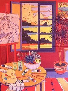 Gilles Mével - Artiste Peintre - Divers