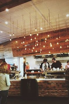 @reidhorn Verve Coffee Roasters (Santa Cruz, California) | 24 U.S. Coffee Shops To Visit Before You Die