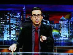 5 Incredible Times John Oliver Deservedly Put America In Its Place | Bustle