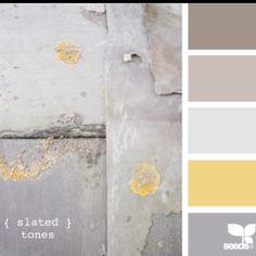 bedroom color scheme?