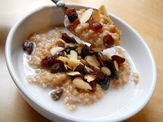 Indian-Spiced Oats with Coconut Milk