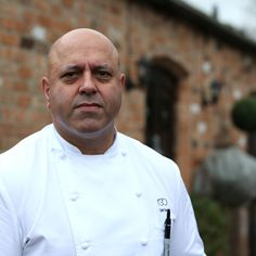 CHEF OF THE DAY – CUOCO DEL GIORNO Sat Bains