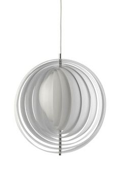Moon - Suspension Ø 34 cm - Panton 1960