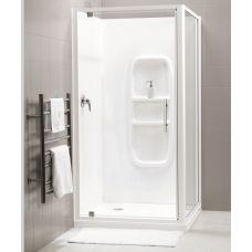 Rhine Acrylic Shower, Plumbing Plus