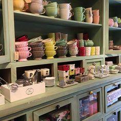 Minha loja preferida de Buenos Aires para comprar coisas fofas de cozinha. Amanhã farei um post no blog!