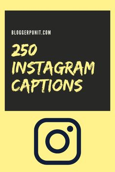Get the best captions for facebook photos and use good Instagram Captions on pictures. Be it Selfie or funny images, you can use these captions for all