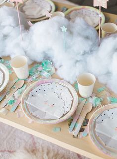 Dream Themed Sleepover Birthday Party - Inspired By This