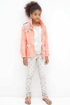Kinderkleding Meisjes Skinny Spijkerbroek van TUmble N Dry Zomercollectie 2014 | Super hip| www.kienk.nl