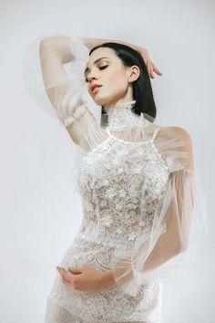 #Weddings #WeddingDress #NoelCollection #SS2018 #2018 #Collection #Wedding #dress #lace #elegant #HauteCouture #Exclusive #Greece #fashion #designers #Noel