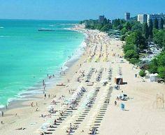 Golden Sands, Bulgaria