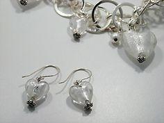 Zandstorm: Halsketting met ringetjes (Juwelen,halsketting)