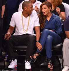 Jay Z & Beyonce: Everything's Normal Guys