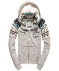Superdry Sunscorched Zip Hoodie