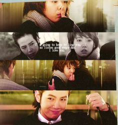 You're Beautiful. I loved this show. I know, it's a shocker... have I EVER met a k-drama I didn't love? :D