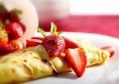 Tried a crepe in France and it was delicious! Now I'm craving for some.