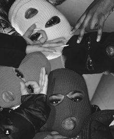 Girl Gang Aesthetic, Badass Aesthetic, Gray Aesthetic, Black Aesthetic Wallpaper, Iphone Wallpaper Tumblr Aesthetic, Black And White Aesthetic, Black And White Photo Wall, Black And White Pictures, Cute Mixed Kids