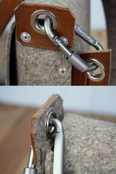 Mens Messenger Bag Mens satchel zak / tas Messenger voor door Rambag