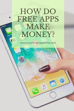 Have you ever wondered how free apps make money? But what about ad free apps? Pennies, Counting, Free Apps, How To Make Money, Ads