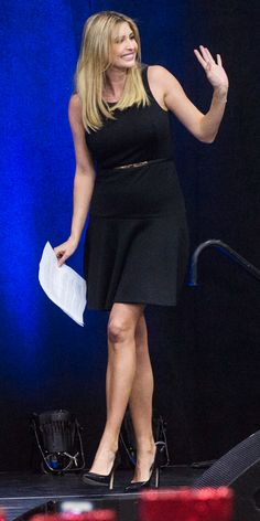 Looking good, Ivanka Trump! LET'S get Master Chief to the Office the 45th President of the United States of America Donald J Trump come November the 8th 2016.