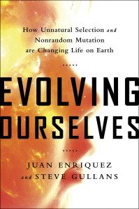 A review of the #controversial new book #Evolving #Ourselves by Juan Enriquez​ and scientist Steve Gullans is the immense array of #futurist and #transhumanist possibilities. Has #transhumanism driven #unnatural change on Earth? Have we now wrested control of the future firmly into our own not-always-careful hands?