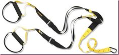 TRX. On my list of wanted exercise items!