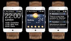 """Apple también ha patentado la marca """"iWatch"""" en México y otros países como Colombia, Chile, Turquía y Taiwán, luego de darse a conocer que ya lo había hecho en Japón."""
