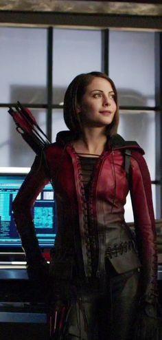 Arrow - Thea Queen - Speedy