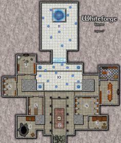 Whiteforge by ~DLIMedia on deviantART
