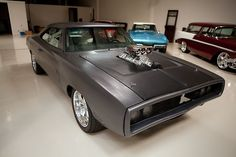 "1970 Dodge Charger from ""Fast Five"""
